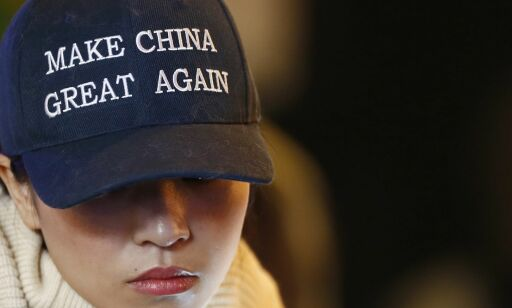 image: Kina avventende til Trump