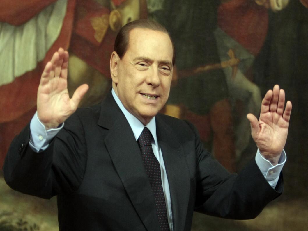 <strong>LEGGER LOKK PÅ DEBATTEN:</strong> Silvio tåler ikke at noen skriver stygt om mafiaen, og spekulasjonene går på at han har nære bånd til den selv.