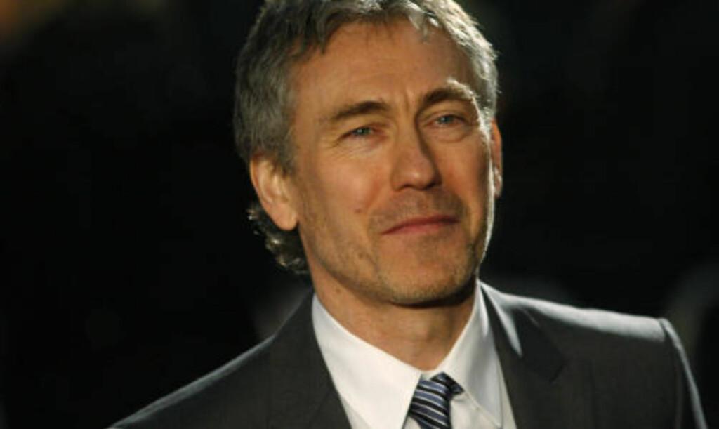 MANUS OG REGI: Tony Gilroy skal regissere den fjerde «Bourne»-filmen. Han har skrevet manuset til de tre første filmene. Foto: AP