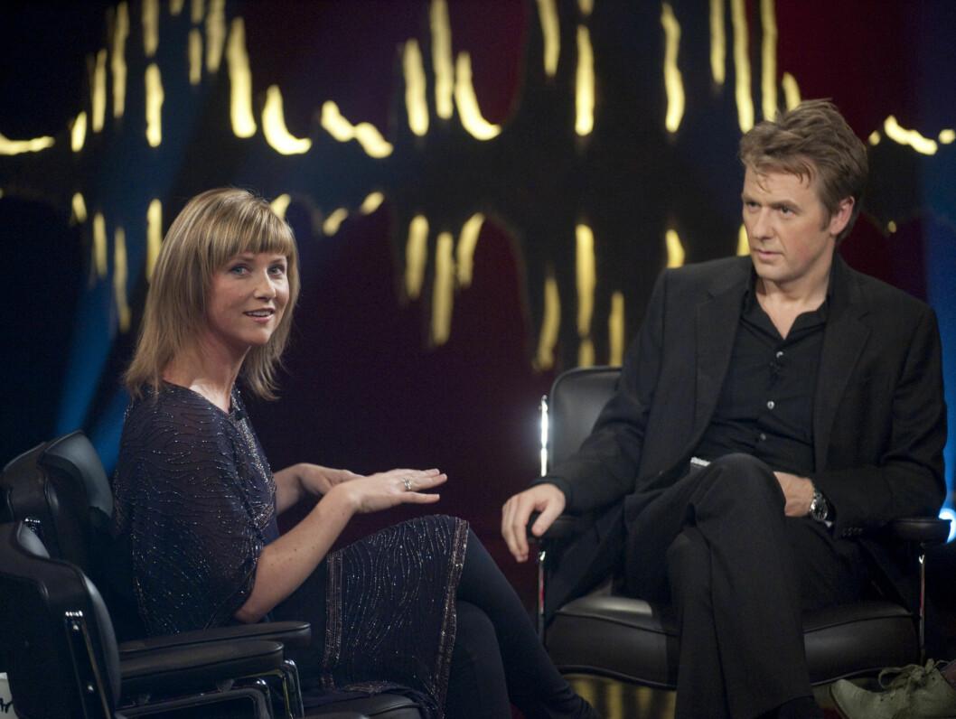 """LUKRATIVT SHOW: - Det finnes ikke noe norsk TV-program som kan gi i nærheten av samme reklameverdi som """"Skavlan"""", sier TV-rådgiver Morten Wiberg i mediebyrået Carat Norge. Foto: Scanpix"""