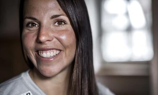 GOD FORM: Charlotte Kalla er fornøyd med sesongoppkjøringen. Foto: NTB Scanpix