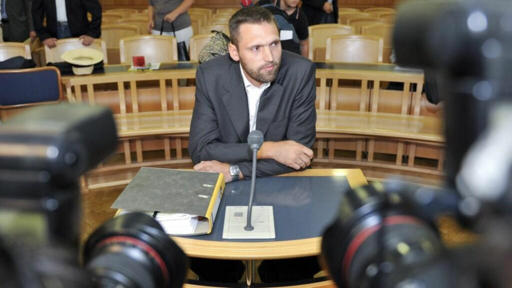 DØMT: Tidligere manager for idrettsutøvere Stefan Matschiner står i sentrum for en stor østerriksk dopingskandale. Nå er han dømt til fengsel.Foto: SCANPIX/EPA/HERBERT NEUBAUER