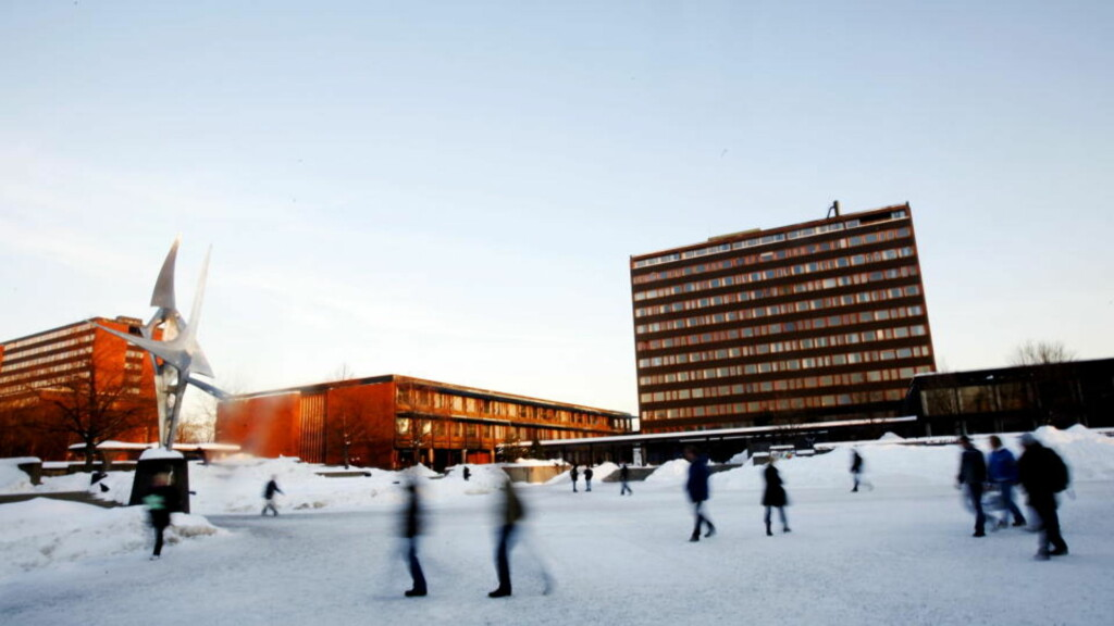 VIL FORHINDRE SKOLEPENGER: Den internasjonale trenden er at universitetene selger sine varer på markedet som en hvilken som helst annen bedrift. Dette er ikke naturlover, men tendenser — som kan og bør bekjempes, mener kronikkforfatteren. Her Universitetet i Oslo.Foto: Frank Karlsen