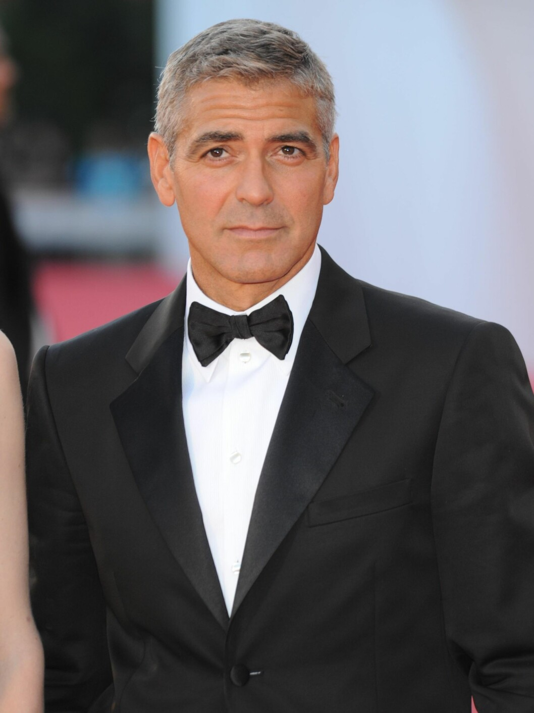 NUMMER SYV: George Clooney. Foto: Stella Pictures