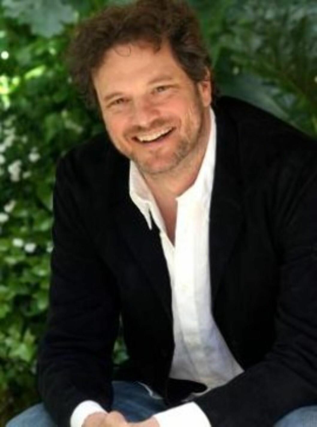NUMMER TI: Colin Firth. Foto: All Over Press