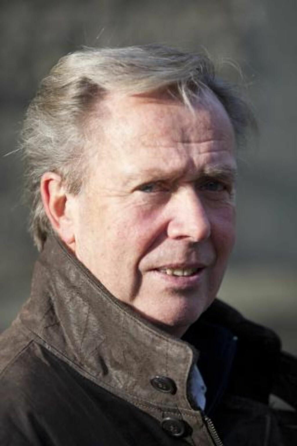 STØTTER GELIUS: Bjørn Seterhagen er mangeårig menighetsmedlem og venn av Gelius, og støtter ham fullt ut.  FOTO: PER FLÅTHE