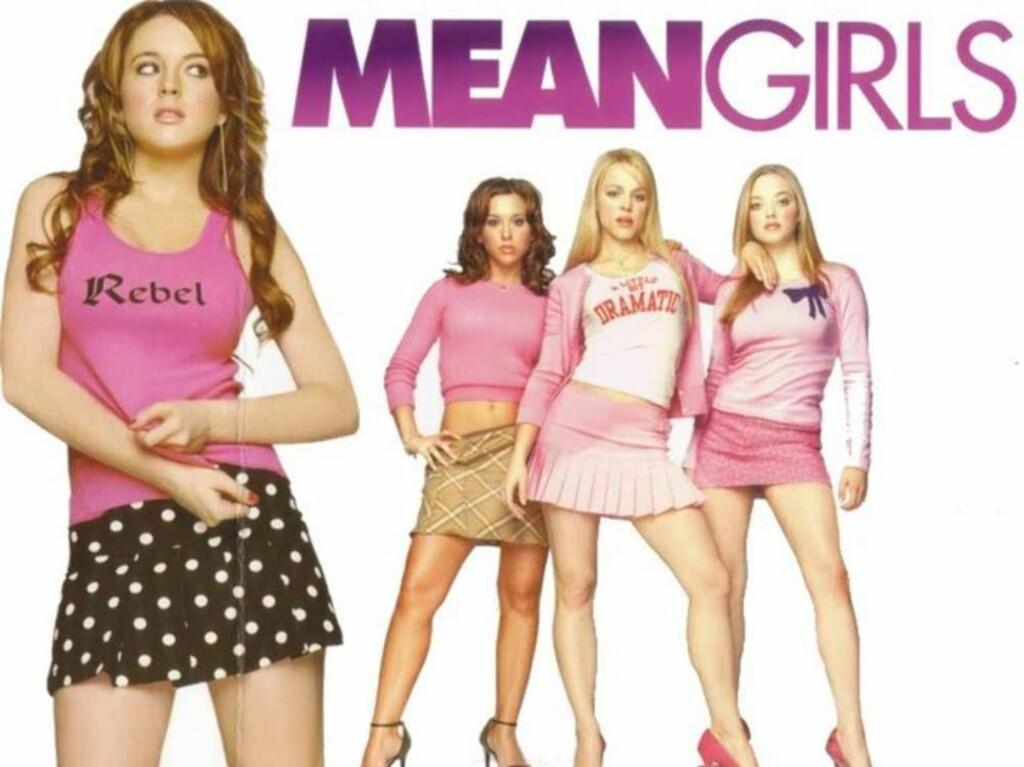 """GJENNOMBRUDDET: Karrieren til Lindsay kom seg virkelig i gang i 2004 med """"Mean Girls""""."""