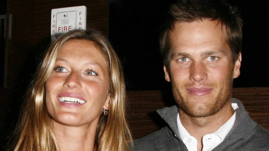 ENDELIG GIFT: Gisele Bunchen og Tom Brady skal ha gitt hverandre sitt ja.  Foto: All Over Press