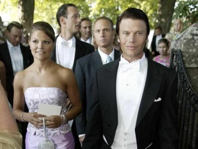 67da8d64f8b4 STORE PLANER  Kronprinsesse Victoria og Daniel Westling får et eventyr- bryllup! Foto