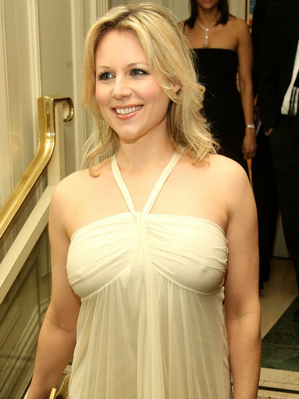 BRITISK MODELL: Abi Titmus er blant britenes store sex-symboler. Foto: All Over Press