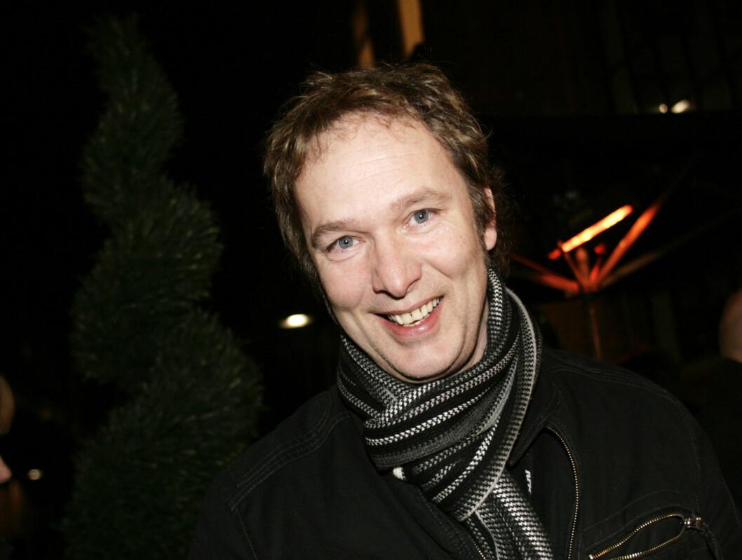 PREMIEREKLAR: Claus Wiese på Latter. Foto: Kirsti Irgens Ertsås