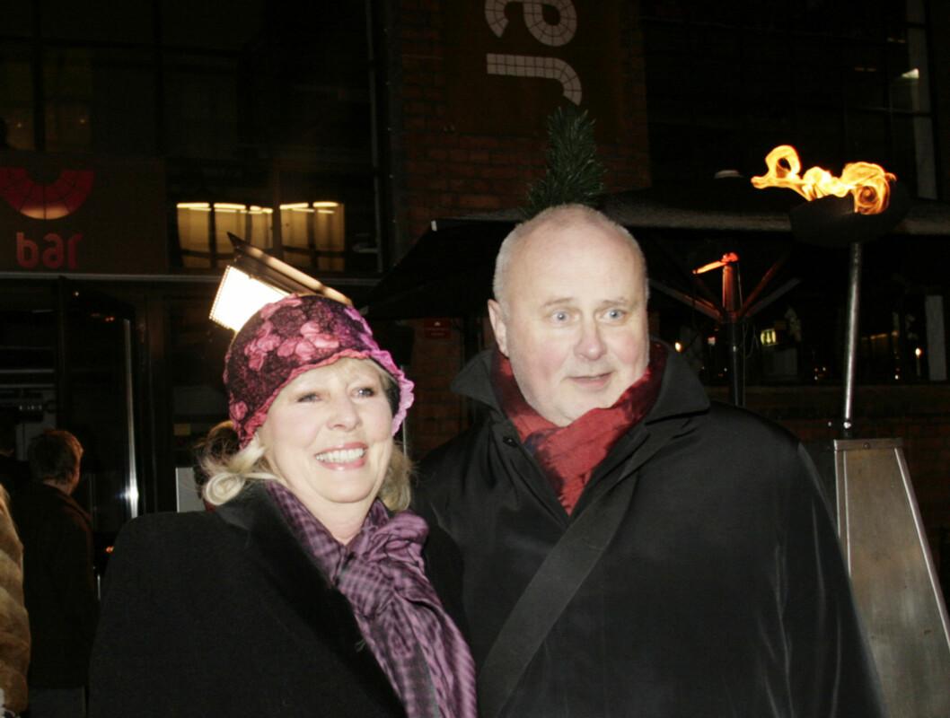 """PÅ PLASS: Lise Fjeldstad var på plass for å se premieren på """"Evolusjon."""