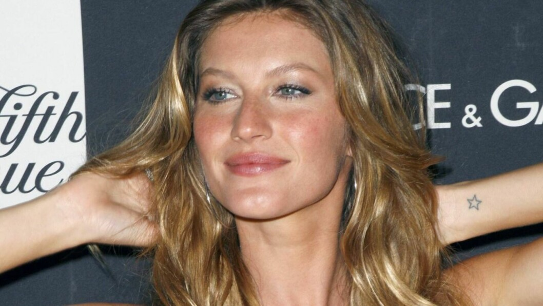ROLIG LIV: Gisele Bündchen føler seg som en nonne. Foto: All Over Press