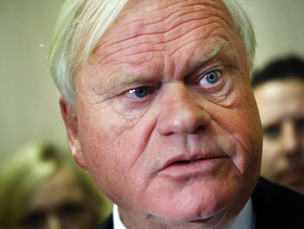 FALT FIRE PLASSER: Men John Fredriksen er fortsatt Norges rikeste mann ifølge magasinet Forbes. Foto: SCANPIX