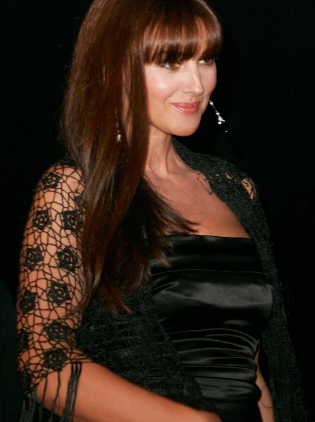 SEXY 5: Monica Belluci er sexy som vanlig. Foto: All Over Press
