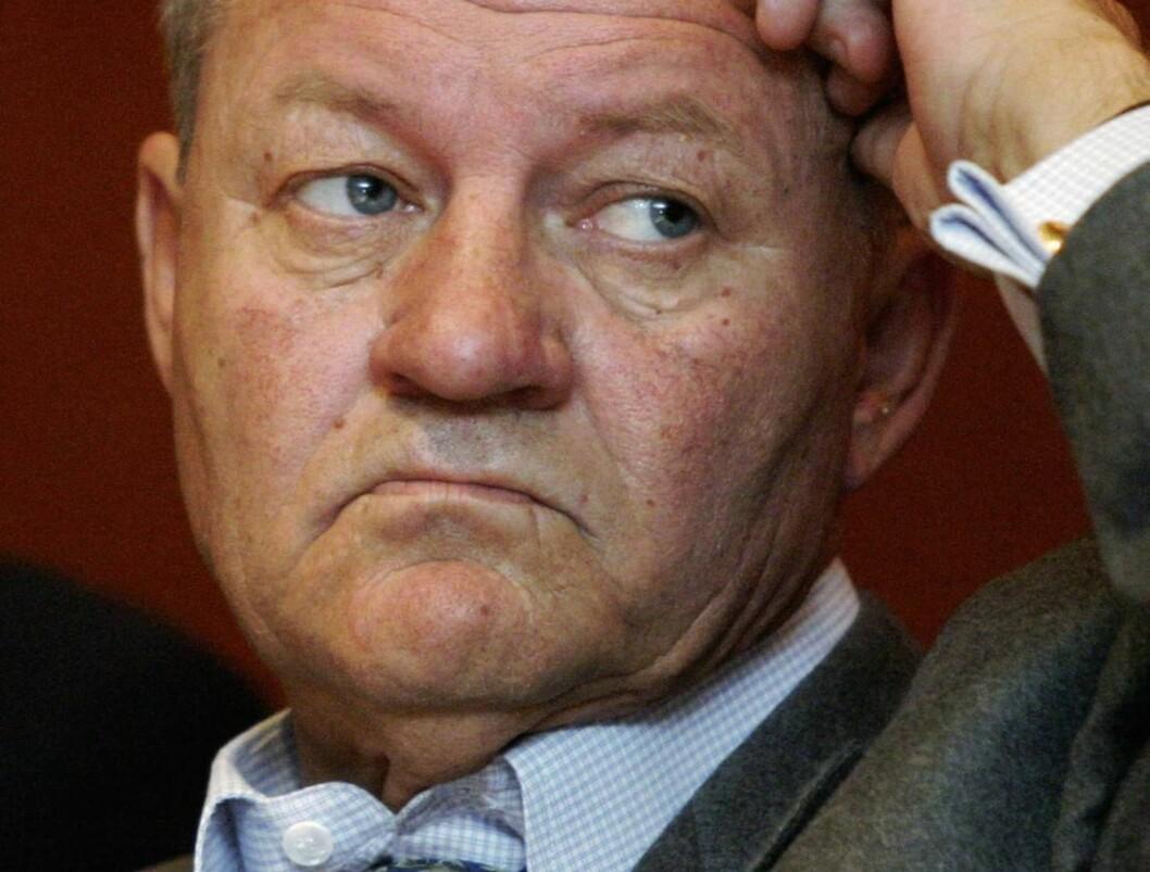 REDER: Petter Sundt styrte tankrederiet Bergesen frem til 2003 - med stor suksess. Foto: SCANPIX