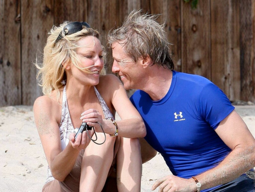 "LYKKELIGE: Heather Locklear har bekreftet at hun og tidligere ""Melrose Place""-motspiller Jack Wagner er et par. Foto: All Over Press"