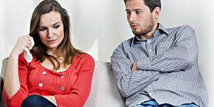 image: Risikoen for at ekteskapet ryker er størst etter 5-6 år. Slik unngår du krise
