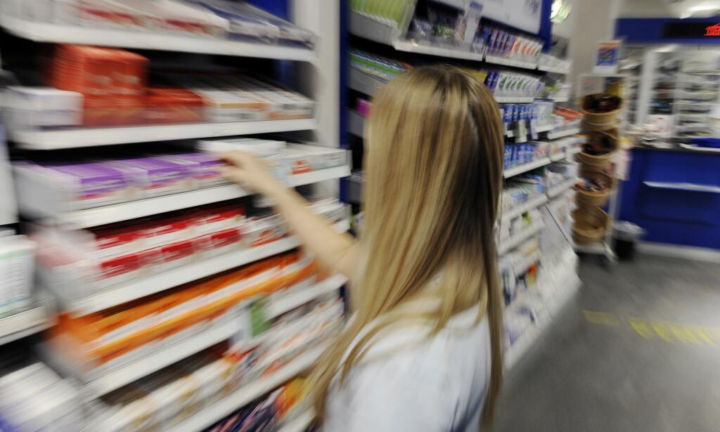 """Mangel: Byttet mellom hjertemedisinene skyldtes en mangel av legemidler. &nbsp;<span style=""""background-color: initial;"""">Foto: John T. Pedersen/Dagbladet</span>"""