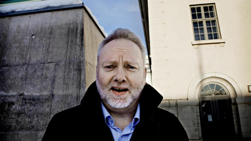 I MEDIENE: Plan- og bygningsdirektør i Oslo, Ellen de Vibe, synes riksantikvaren Jørn Holme får «side opp og side ned» i media, mens etatens egne innlegg blir «blankt avvist». Foto: Lars Eivind Bones