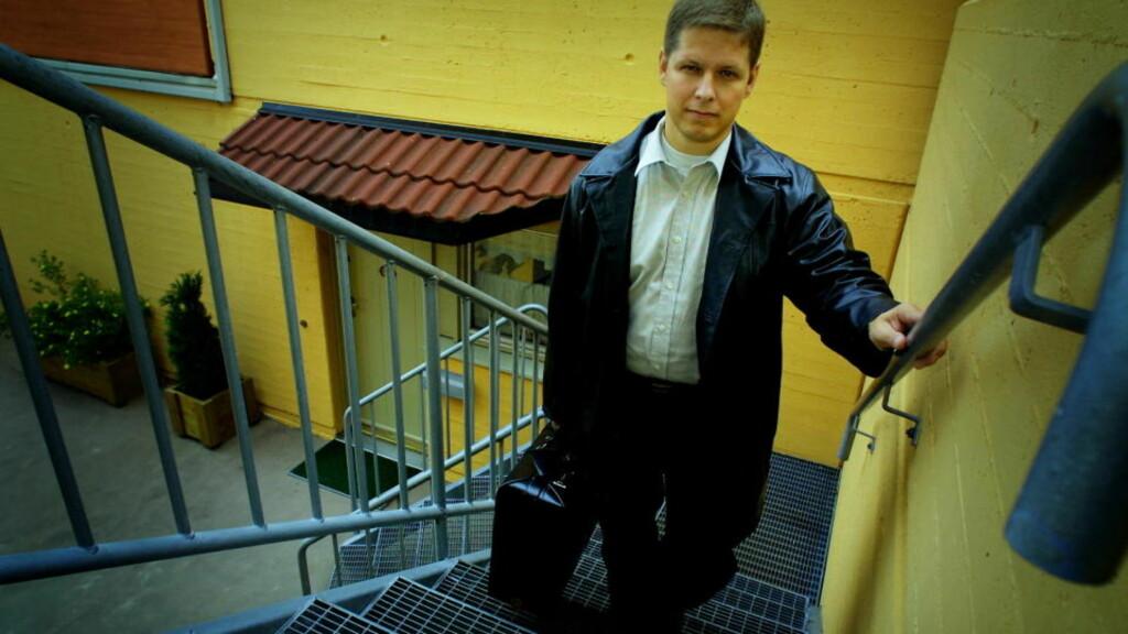 FRYKTER NETTVERK: Politijuristenes leder, Curt A. Lier, frykter for at det kan eksistere et uformelt nettverk av ansatte i Forsvaret og politiet som deltar i private oppdrag. Foto: Bjørn Langsem/DAGBLADET