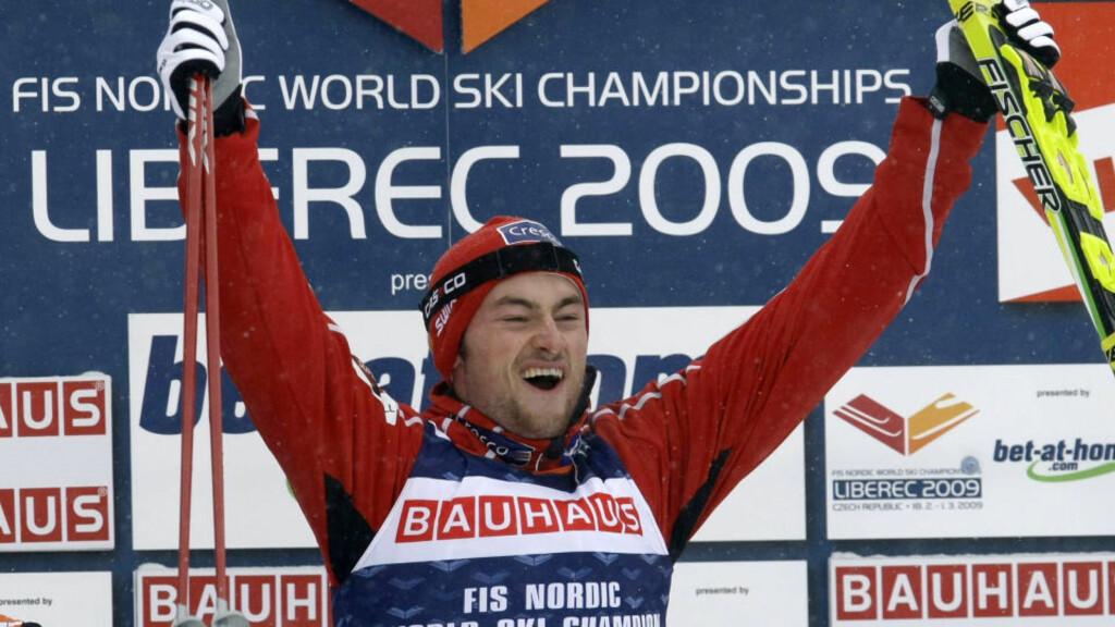 VERDENSMESTER: Petter Northug ville gå alle seks distanser i OL. Nå er det ikke like sikkert lenger. Foto: REUTERS/Leonhard Foeger