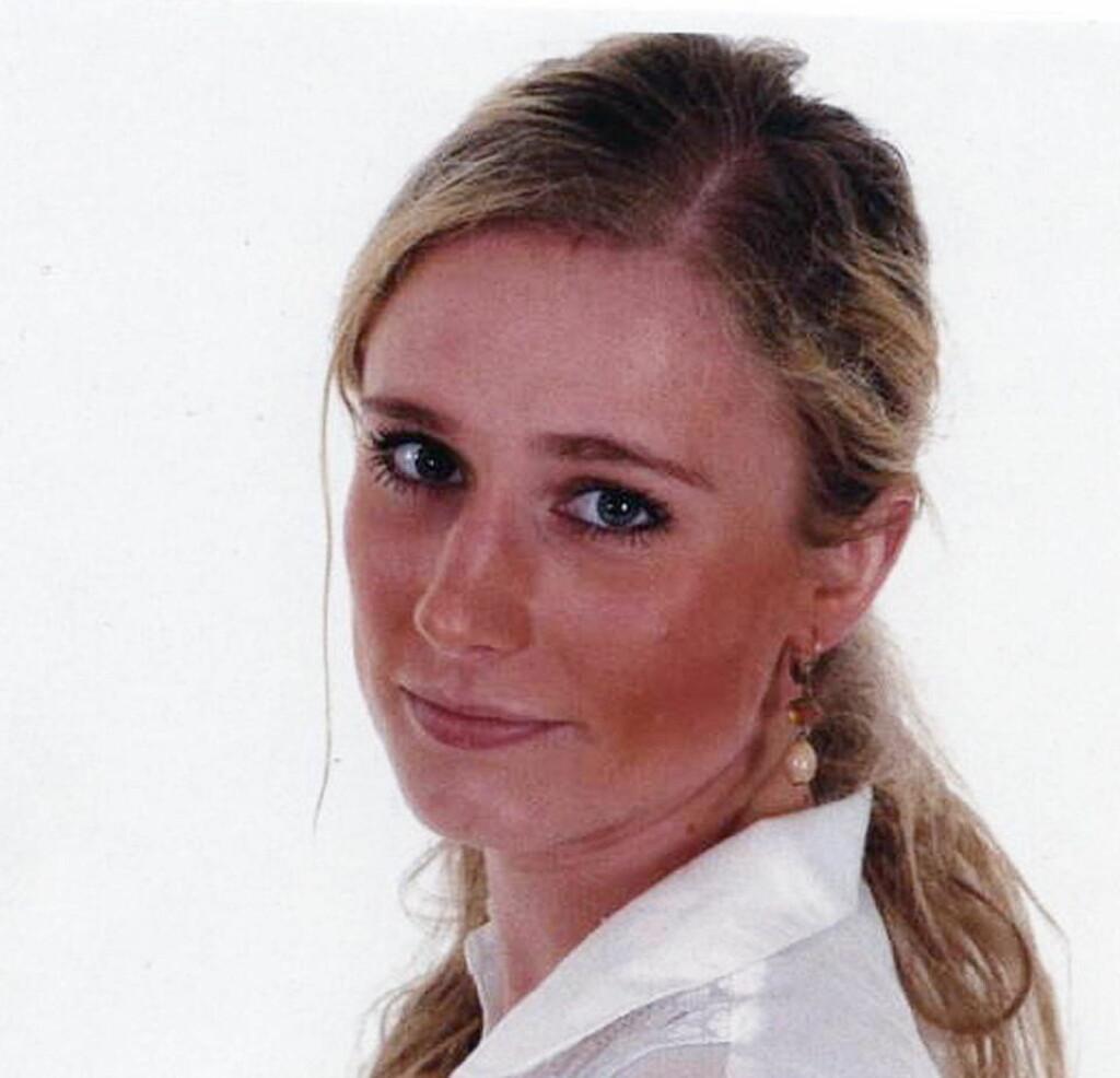 HØRING I MORGEN: Martine Vik Magnussen. Arkivfoto: Familien / Scanpix