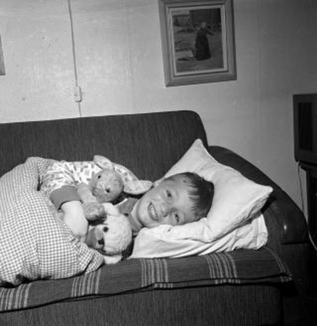 BLE REDDET: 47 år etter at Per Søetorp ble reddet av to ukjente menn, har Søetorp fått svar på hvorfor foreldrene aldri fikk kontakt med heltene. Arkivfoto: DAGBLADET