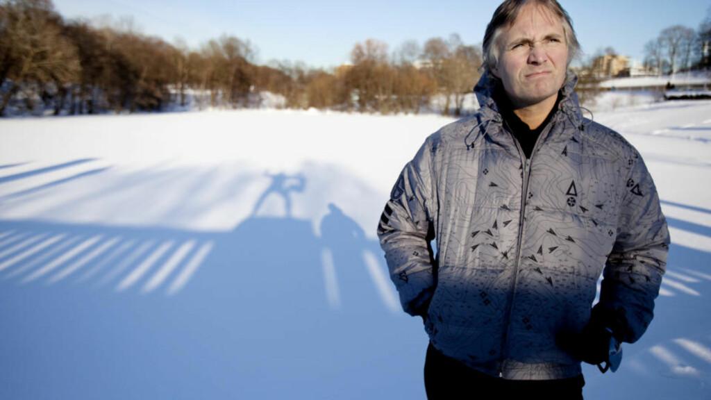 NÆR DØDEN: Per Søetorp holdt på å drukne i Frognerdammen i Frognerparken da han var fire år gammel i 1963. To Tjekoslovakiske spioner var tilfeldigvis på stedet og reddet gutten opp. Dette har kommet fram først nå. Foto: Espen Røst / Dagbladet