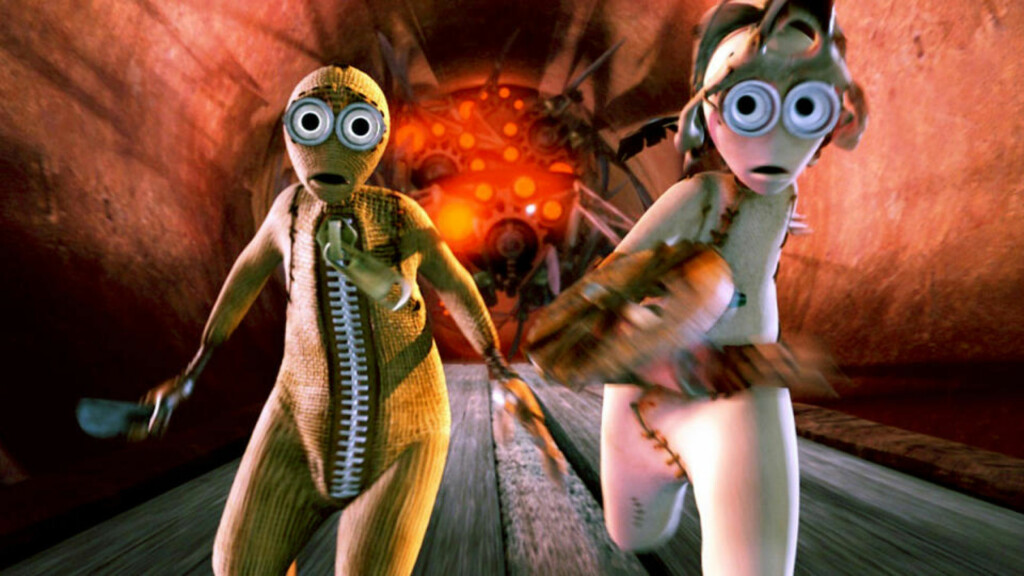 """Fartsfylt dukkeliv: Det animerte eventyret """"9"""" byr på masse action, høyt tempo - og fantastiske bilder."""