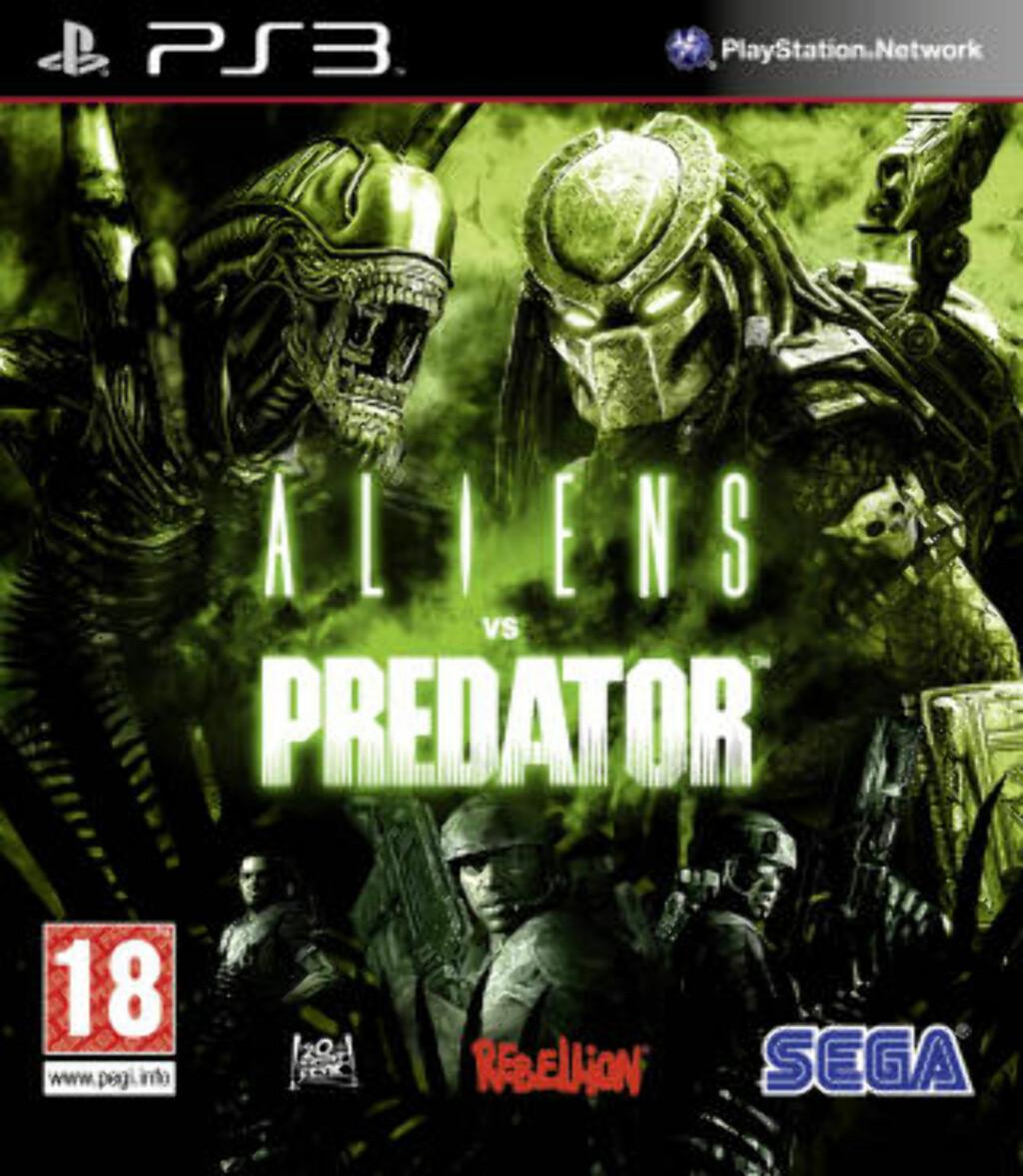 image: Fritt for ikke å være menneske i kampen mot Aliens og Predator