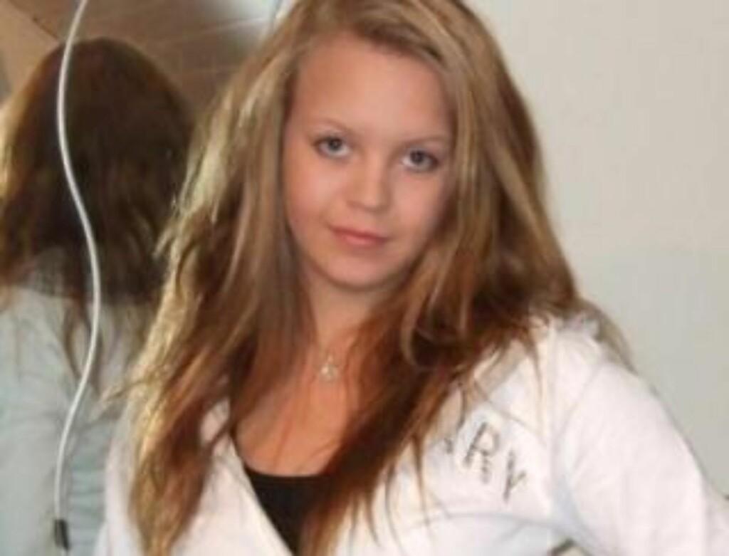 DREPT: Marit Andreassen ble bare 20 år. Foto: Privat