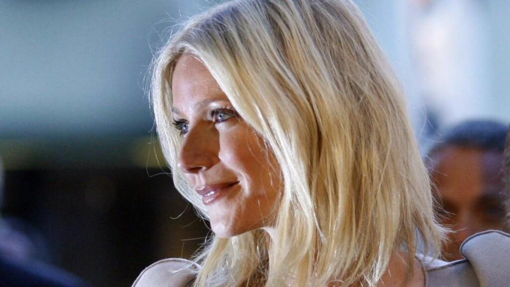 PIKANT INFORMASJON OM PRIVATLIVET: Skuespilleren Gwyneth Paltron er ett av flere kjendisnavn som dukker opp i etterforskningen. Foto: REUTERS/Mario Anzuoni/Scanpix