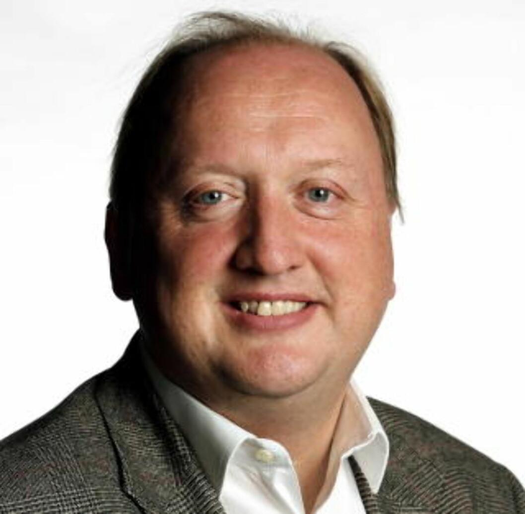 <strong>BEKLAGER:</strong> Tøger Seidenfaden, redaktør i avisa Politiken.