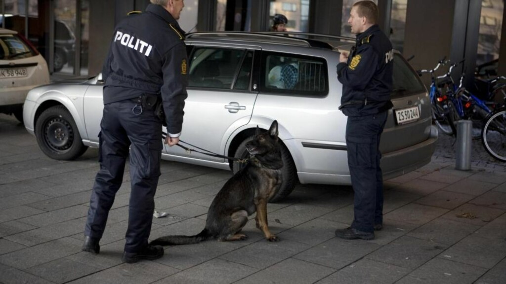 FUNNET DREPT:  Den norske kvinnen ble funnet drept på rommet sitt på Radisson Blu Scandinavia Hotel på Amager Boulevard i København.  Foto: Kristian Juul Pedersen / SCANPIX