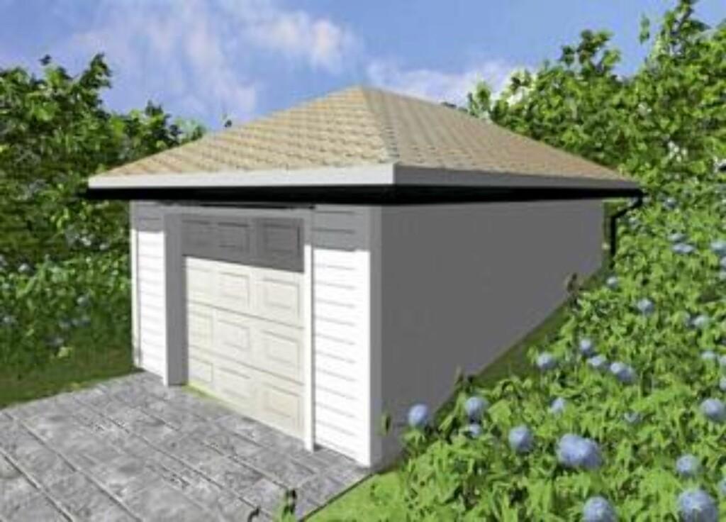 image: Her finner du den perfekte garasjen