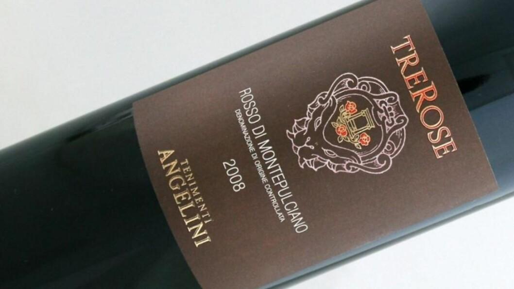 "<strong>JUNIOR:</strong> Rosso di Montepulciano er ""junior-utgaven"" av Vino Nobile di Montepulciano. Foto: Arnie Stalheim"