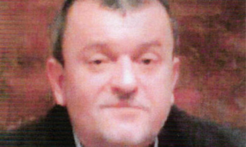 TIDLIGERE DRAPSDØMT: Marian Clita (58) er tidligere dømt for drapet på poeten og dissidenten Gheorghe Ursu. Nå har han tilstått drapet på norske Vera Vildmyren. Foto: POLITIET