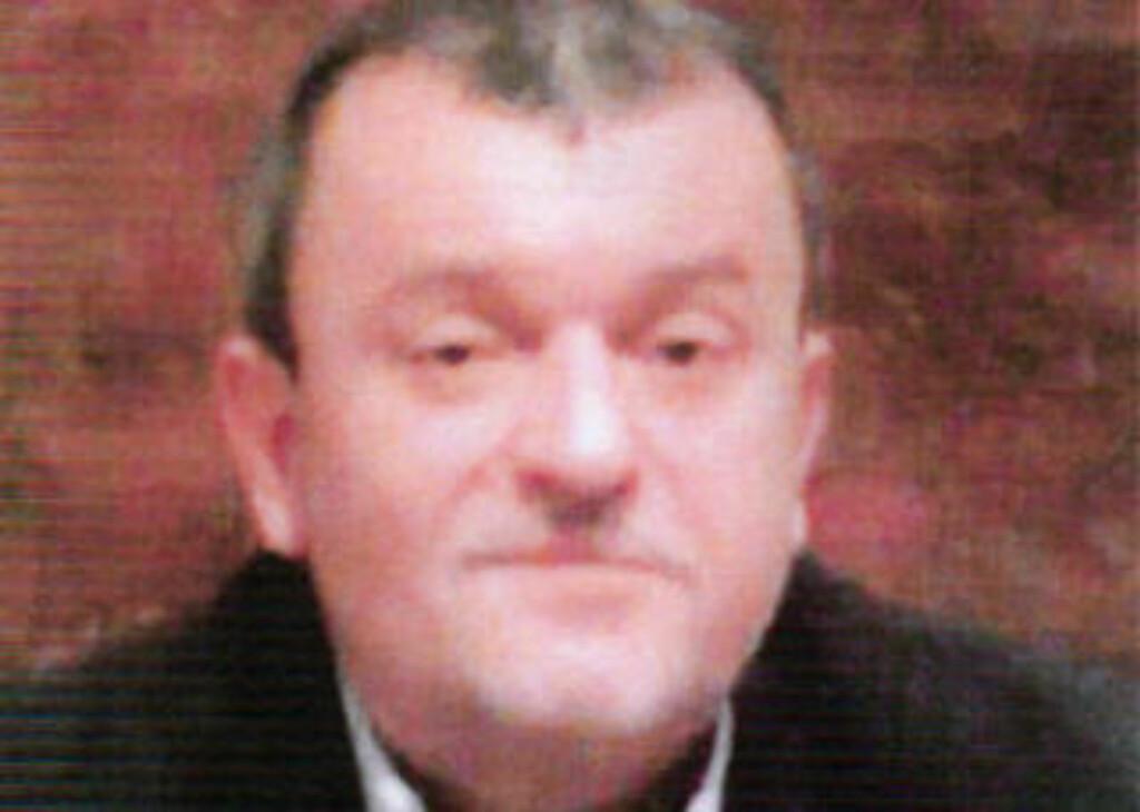 DRAPSDØMT: Marian Clita (58) er dømt for det politiske leiedrapet på poeten og dissidenten Gheorghe Ursu. Foto: POLITIET