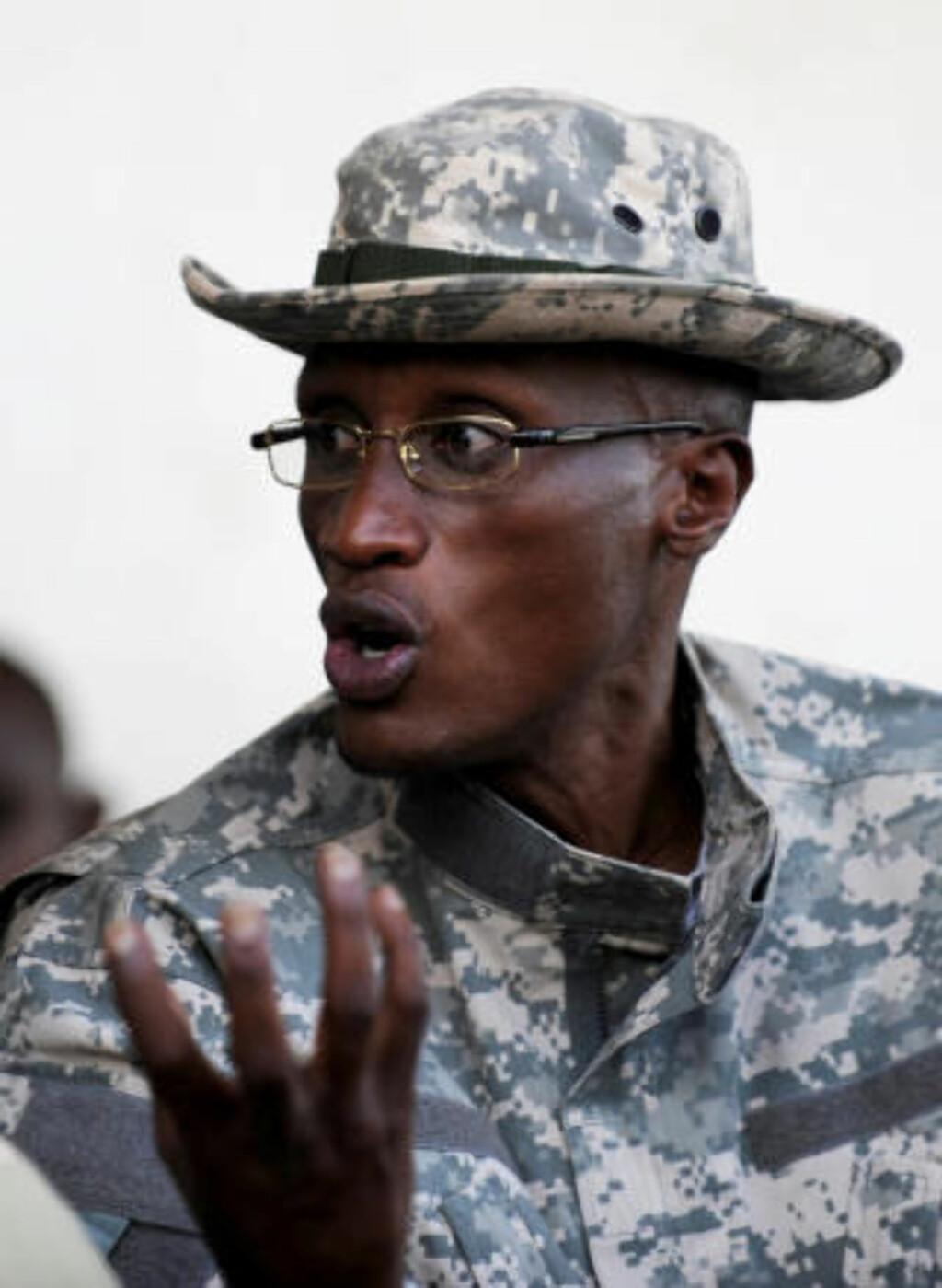 BEGIKK OVERGREP: Men Laurent Nkunda hadde en oppriktig politisk agenda. Det har ikke Bosco Ntaganda. Foto: AFP/Roberto SCHMIDT