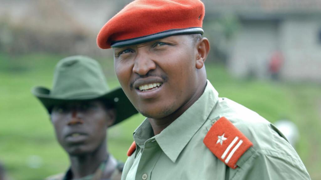 TOK KOMMANDOEN: Bosco Ntaganda erklærte seg som den nye lederen av tutsimilitsen CNDP da Laurent Nkunda ble fengslet. Han er nå en nøkkelperson i den kongolesiske hæren. Foto: AFP/LIONEL HEALING