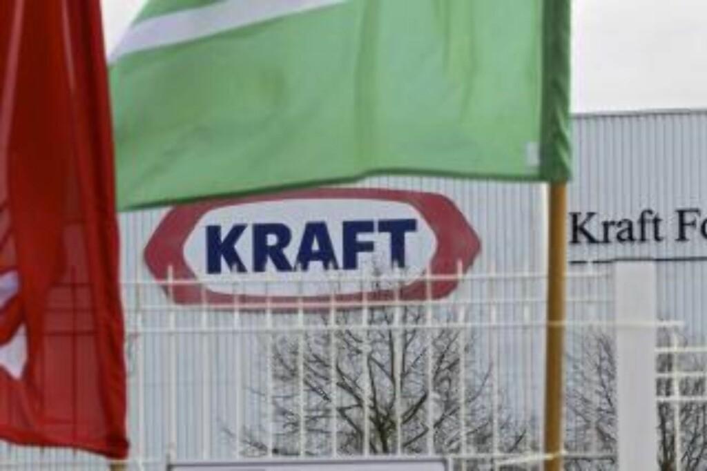 SJOKOLADEGIGANT: Og Kraft Foods vet ikke om de har barnearbeidere jobbende for seg. Foto: EPA/Scanpix