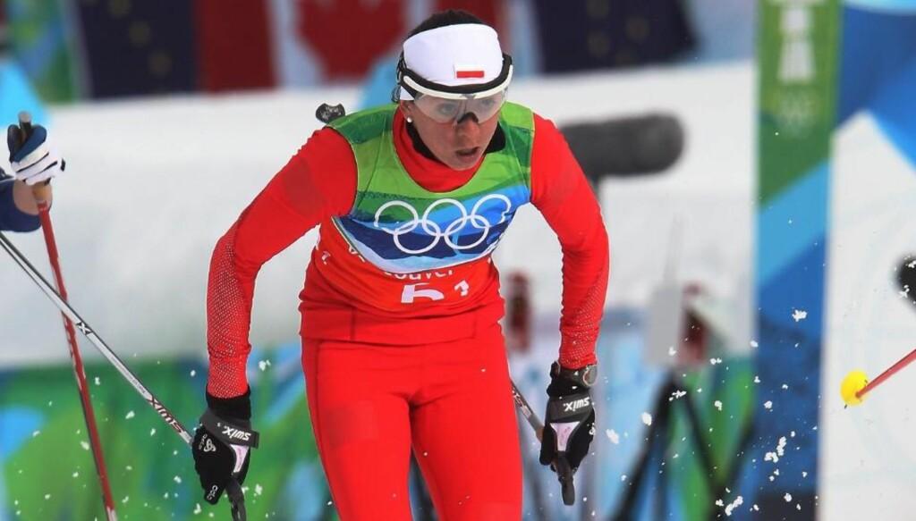 POSITIV B-PRØVE: Analysen av polske Kornelia Mareks B-prøve ga også positivt utslag på EPO. Dermed har OL i Vancouver fått sin første bekreftede dopingsak. Foto: SCANPIX/EPA/Grzegorz Momot