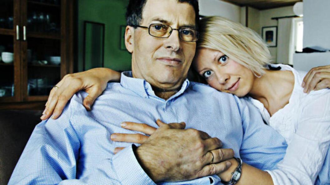<strong>GIKK BORT:</strong> Over en periode på rundt tre uker fikk ekteparet Lem en lang rekke tilbud fra kristne som ville frelse kreftsyke Steinar Lem. Foto: Jaques Hvistendal/Dagbladet