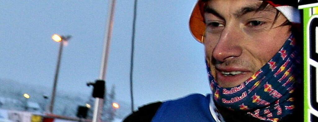 FAREN OVER: Sportssjef Åge Skinstad og Petter Northug lover de som ble bekymret at Petter er topp motivert for å følge opp årets suksess med nye store prestasjoner i skisporet.  Foto: ARNT E. FOLVIK/DAGBLADET