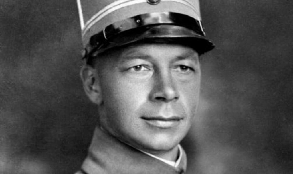KRIGSHELT:  Eiliv Austlid ble i dag tildelt Krigskorset med sverd, 70 år etter sin død.  Foto: Hedmarksmuseets fotoarkiv.