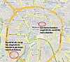 kart over moskva Minst 37 drept i to t bane eksplosjoner i Moskva   Dagbladet kart over moskva