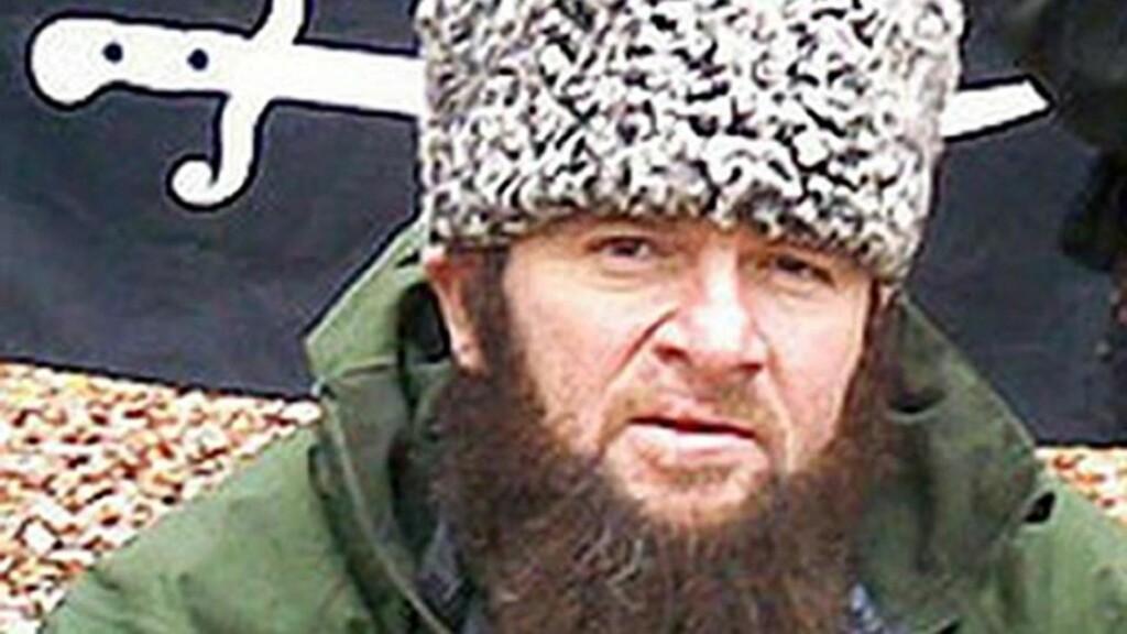 GA ORDRE OM TERROR: Det sier Doku Umarov selv i en videomelding i dag. Foto: AP/Scanpix