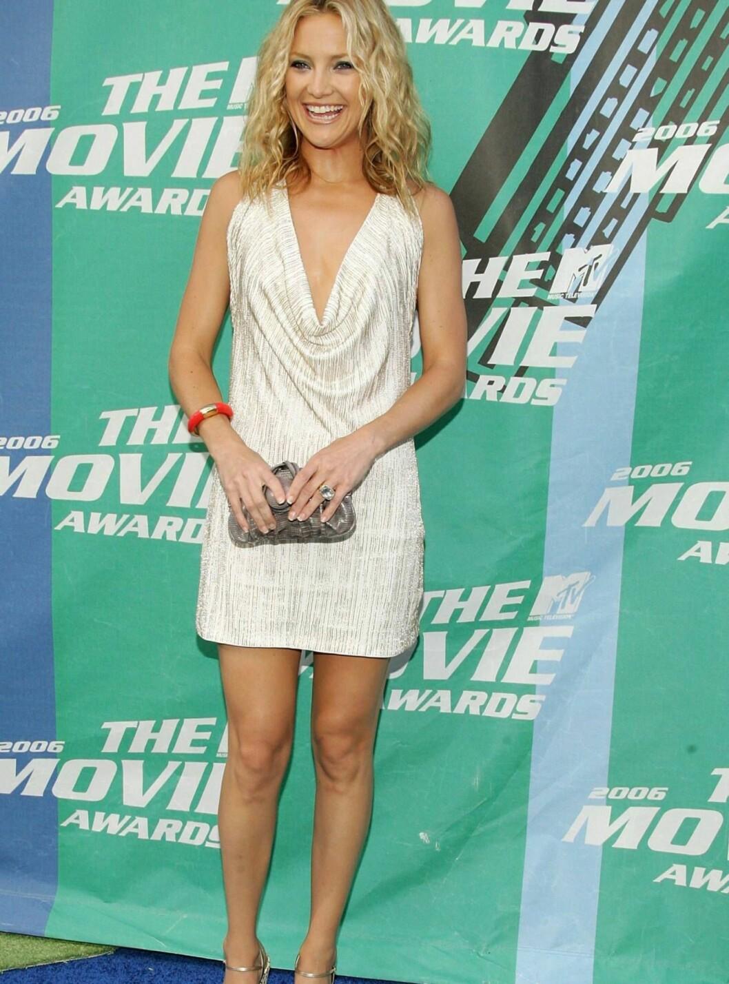 <strong>NÅ:</strong> Kate er igjen superslank og klar for nye Hollywood-roller. Foto: All Over Press