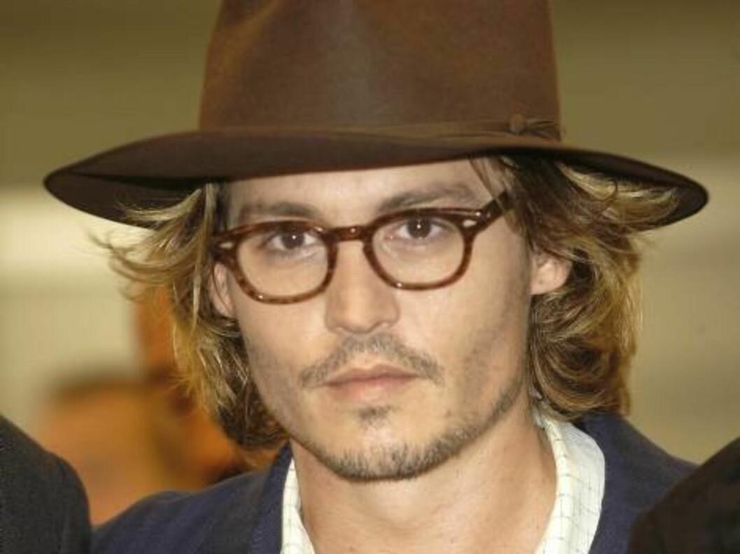 """<strong>VENICE, ITALY - AUGUST 28:</strong>  Actor Johnny Depp arrives at the premiere of his film, """"Once Upon a Time in Mexico"""" at the 60th Venice Film Festival August 28, 2003 in Venice, Italy. The annual Venice Film Festival is one of the oldest and most prestigious ci Foto: All Over Press"""